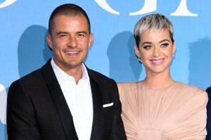 Katy Perry, Orlando Bloom Want a Destination Wedding