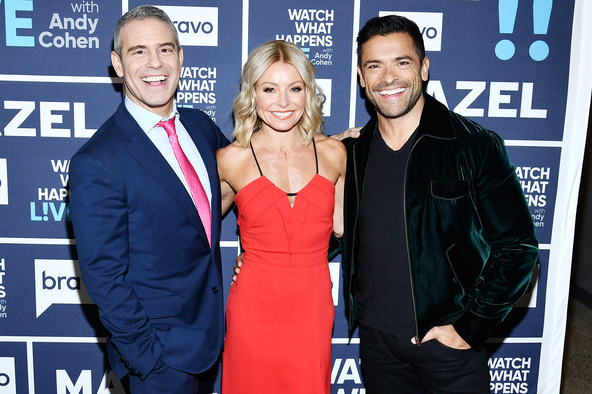 Kelly Ripa Sends Love Andy Cohen Son Birth