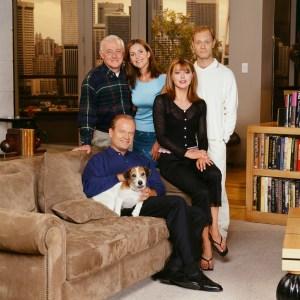Kelsey Grammer Gives Update on 'Frasier' Revival, Where the Story Will Pick Up