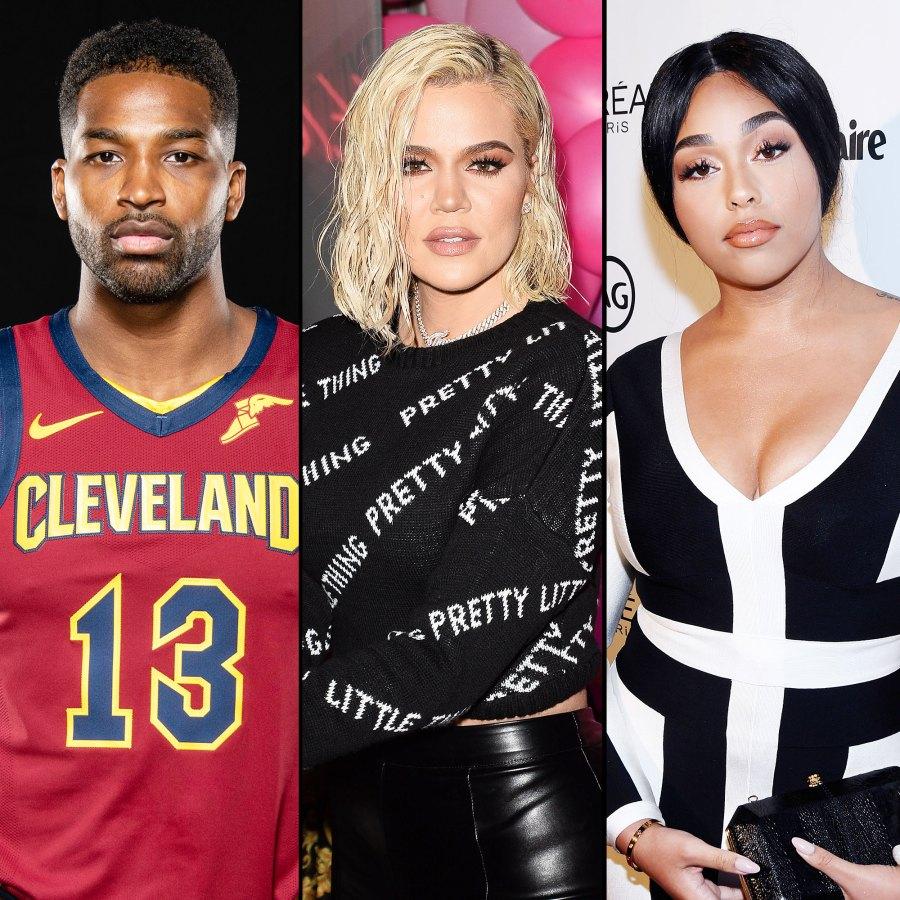 Khloe Kardashian First Event Tristan Thompson Jordyn Woods Cheating Scandal