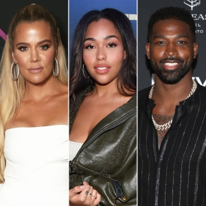 Khloe Kardashian Likes Tweet That Claims Jordyn Woods Tristan Thompson Slept Together