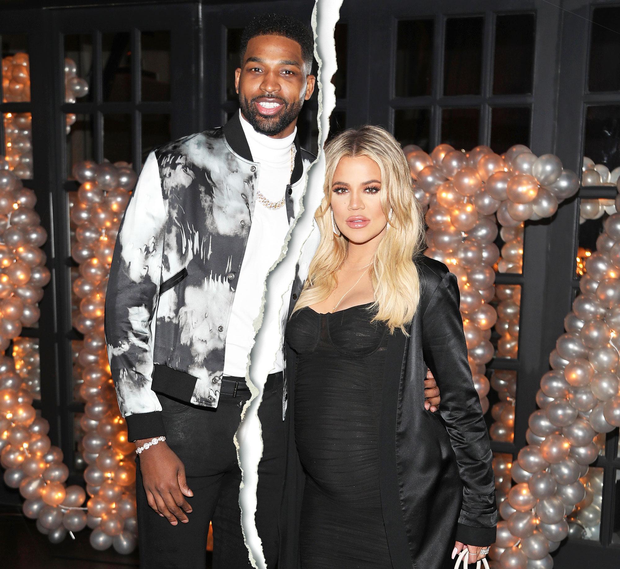 Tristan Thompson Khloe Kardashian Split Cheating Scandal