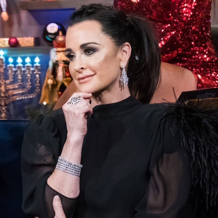 Kyle Richards Reveals She 'Had to Start Taking Medication' for Her 'Crippling Anixety'