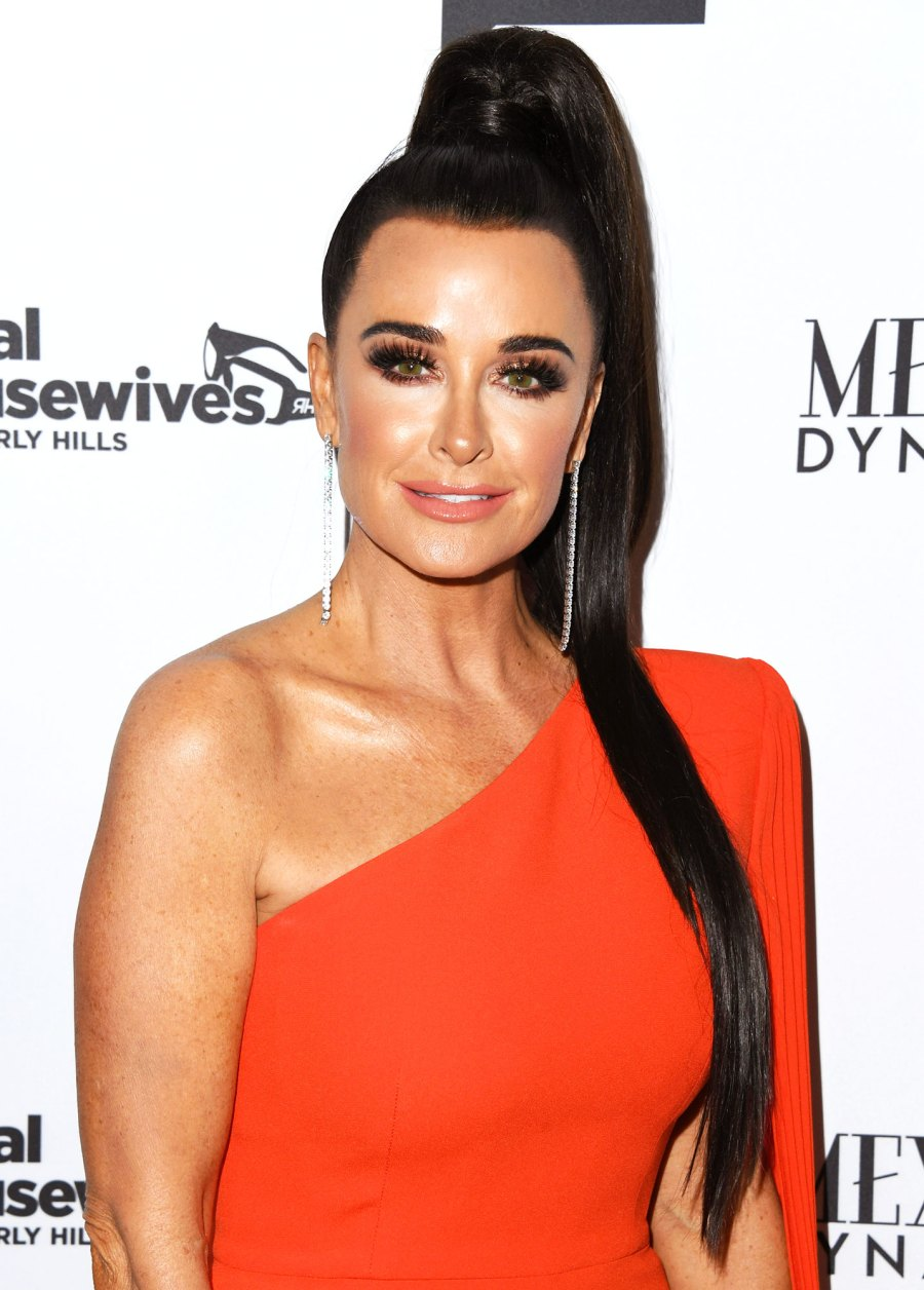 Kyle Richards Stars With Anxiety: Celebs Open Up About Their Struggles and the Methods That Help