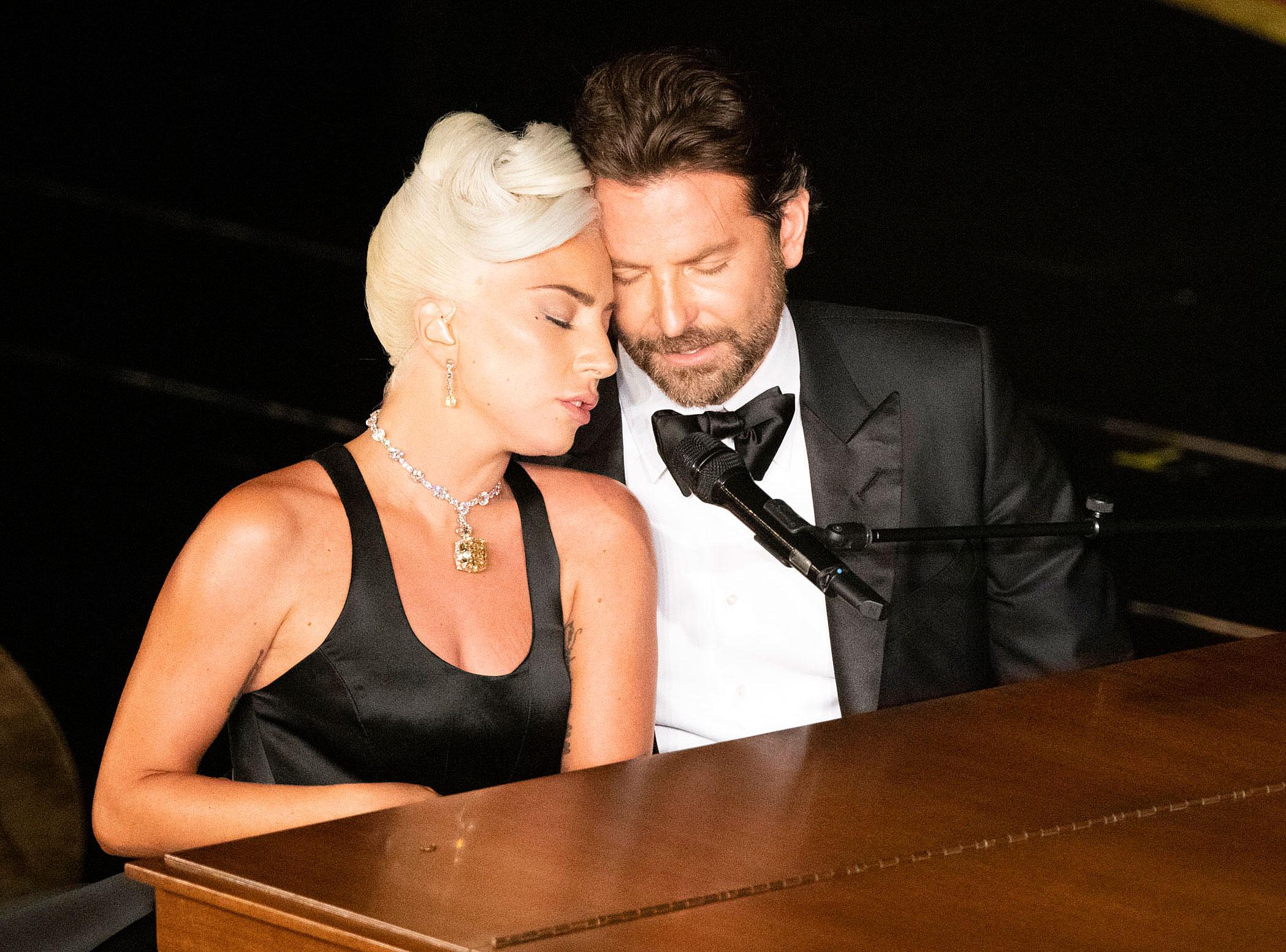 Lady Gaga Reacts Bradley Cooper Romance Rumors