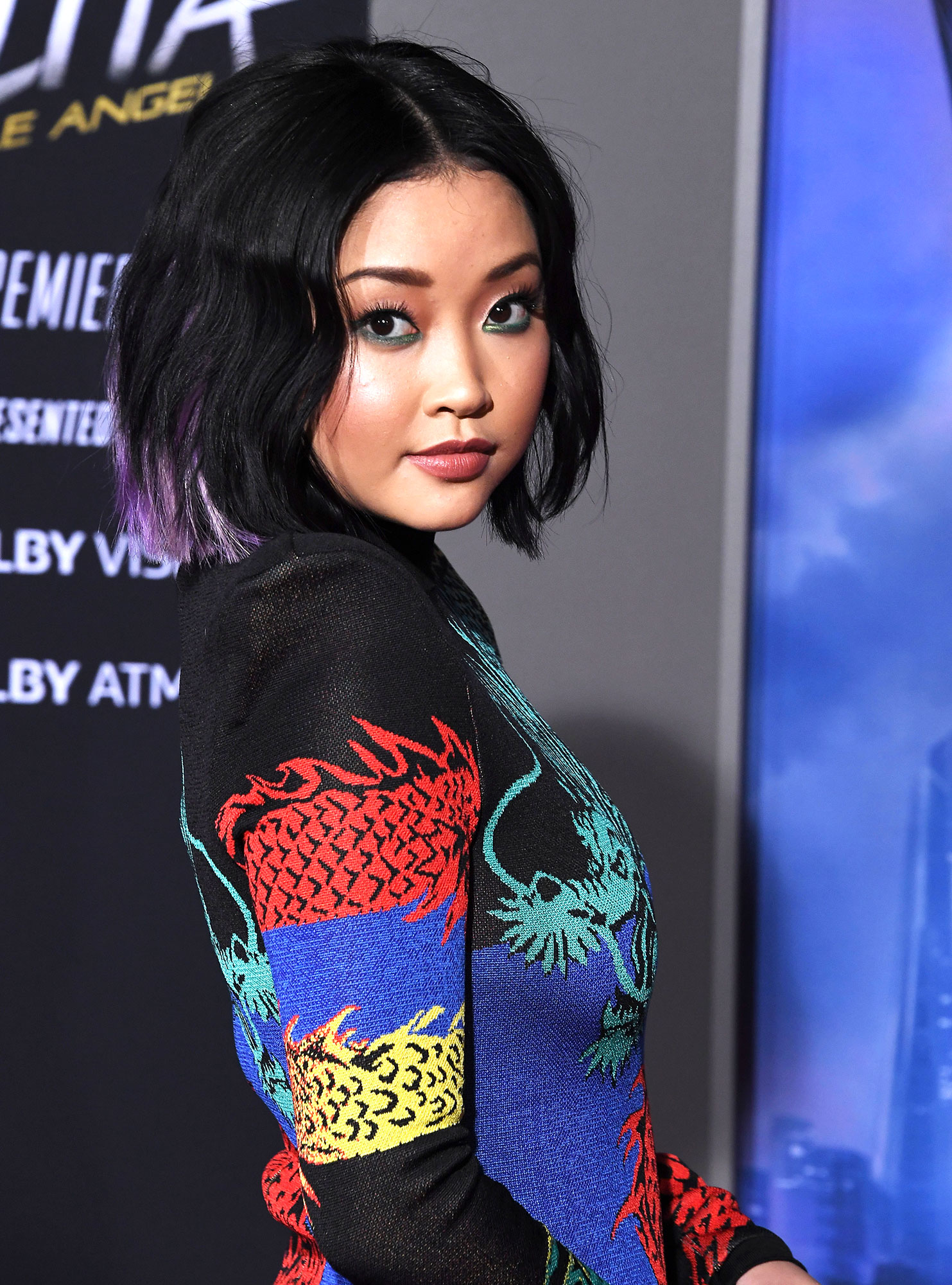 """Lana Condor - Lana Condor arrives at the Premiere Of 20th Century Fox's """"Alita: Battle Angel"""" at Westwood Regency Theater on February 05, 2019 in Los Angeles, California."""