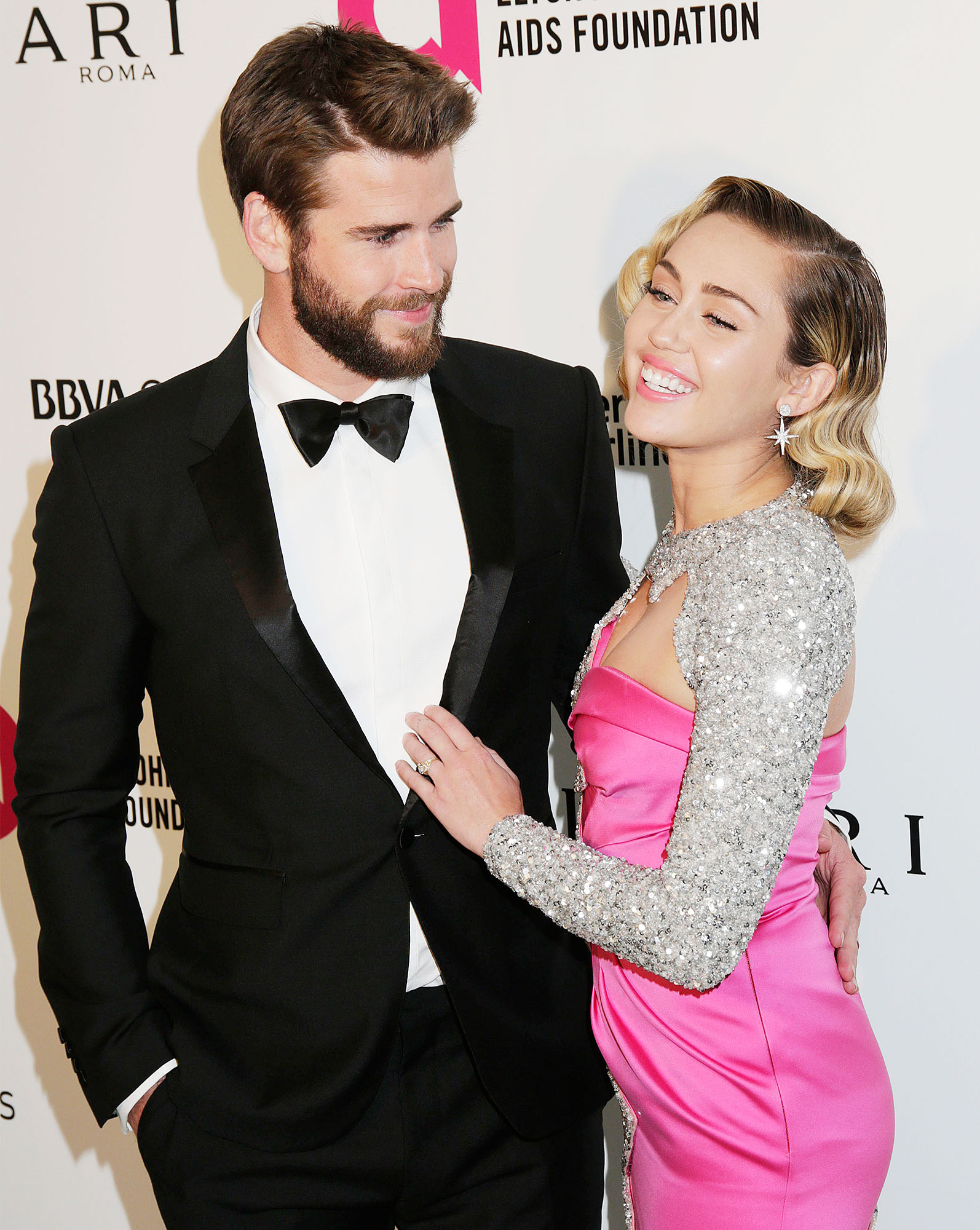 Liam Hemsworth Scaring Wife Miley Cyrus