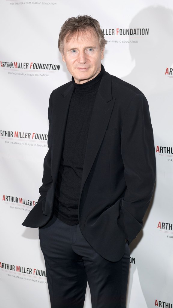 Liam Neeson Defends Himself After Admitting He Wanted to Kill a Black Man