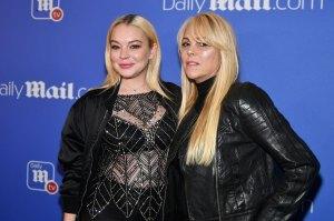 Lindsay Lohan Threatens CBS Over Mom Dina Lohan's 'Secrets' From 'Celebrity Big Brother'