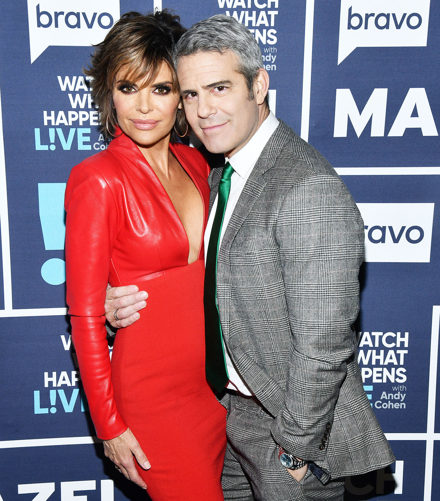 Lisa Rinna Sends Love Andy Cohen Son Birth