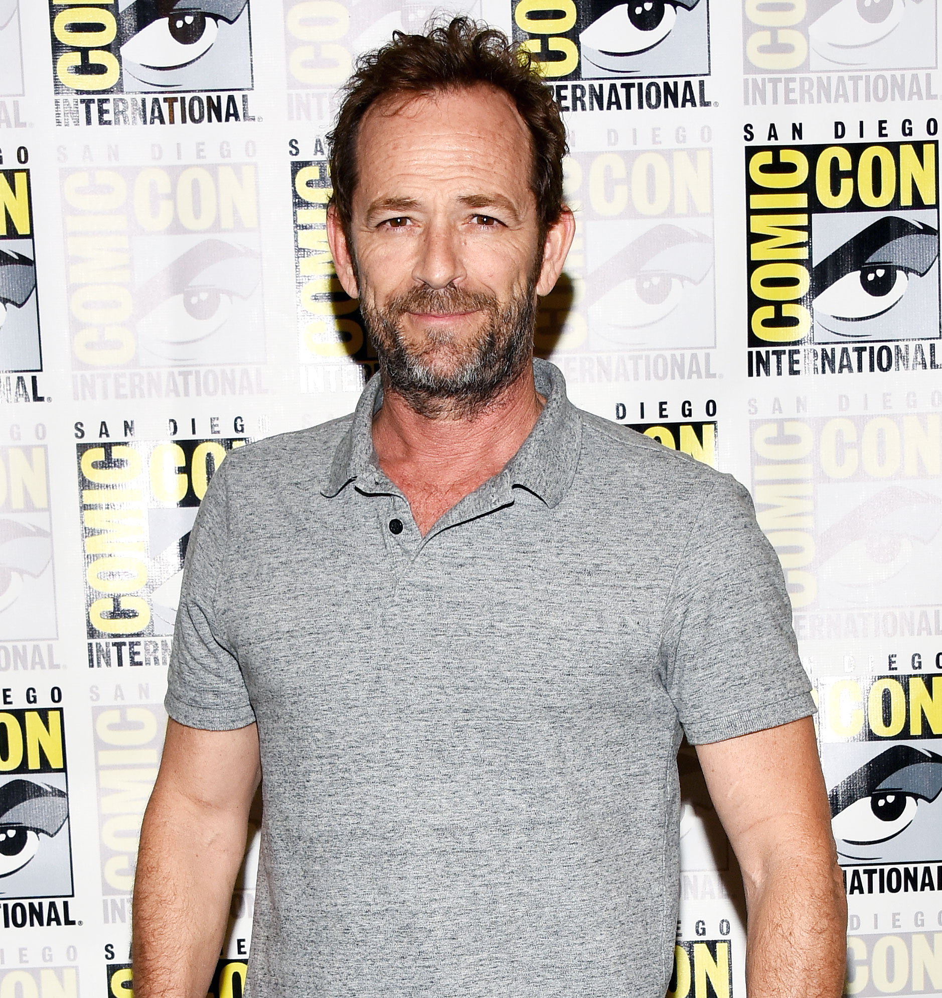 Luke Perry Rushed To Hospital Stroke
