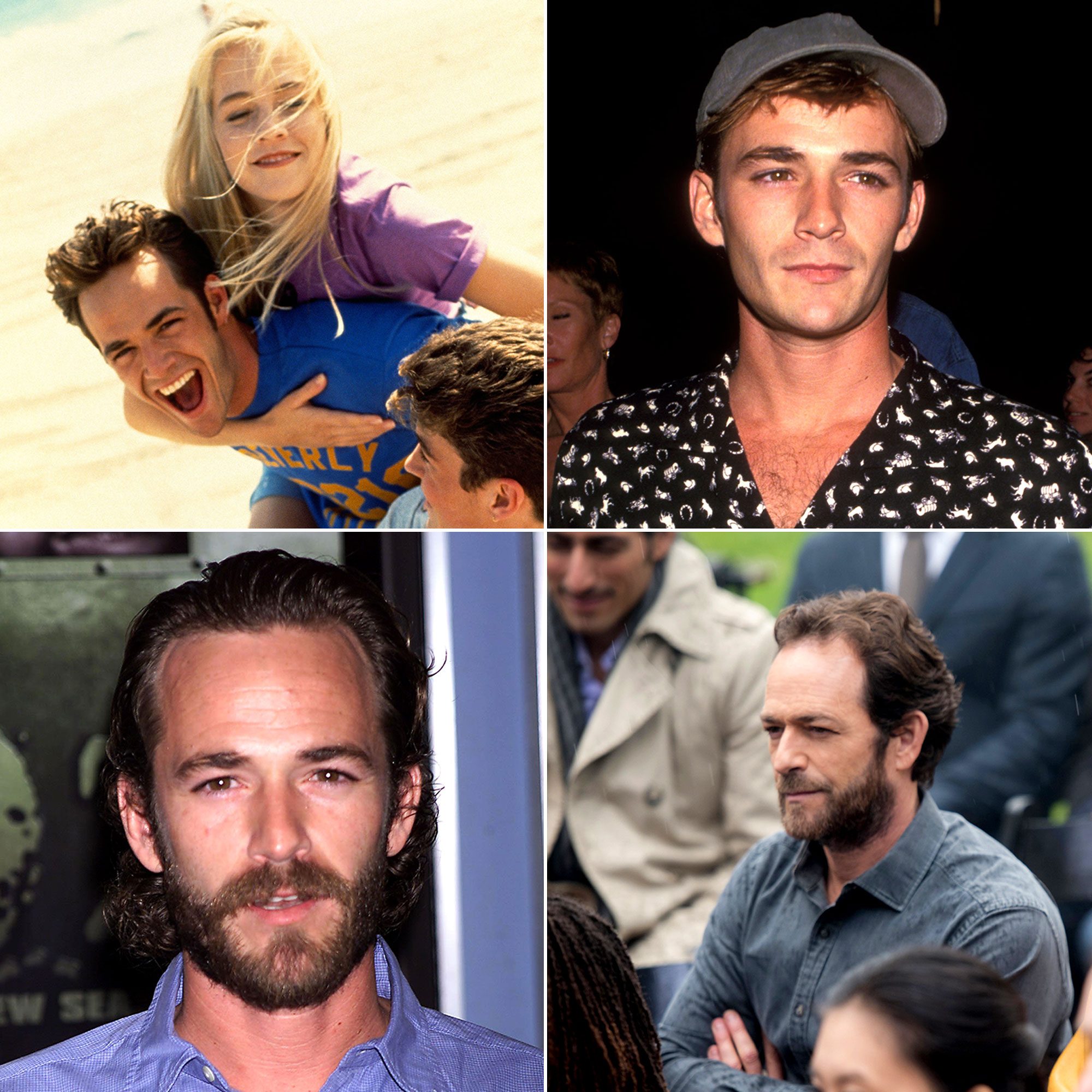 Luke Perry Through the Years - From Dylan McKay to Fred Andrews. Luke Perry has made his mark on Hollywood, from his breakout role on Beverly Hills, 90210 to his comeback gig on Riverdale .