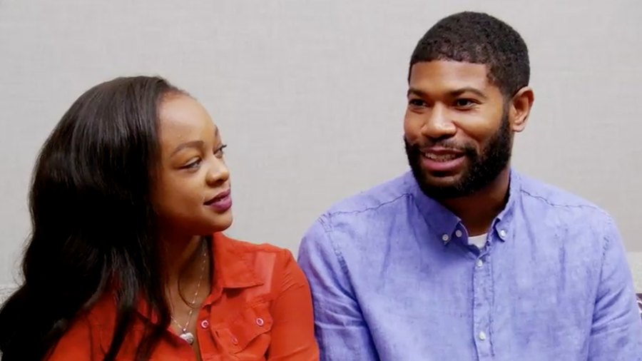 Married At First Sight's Kristine and Keith