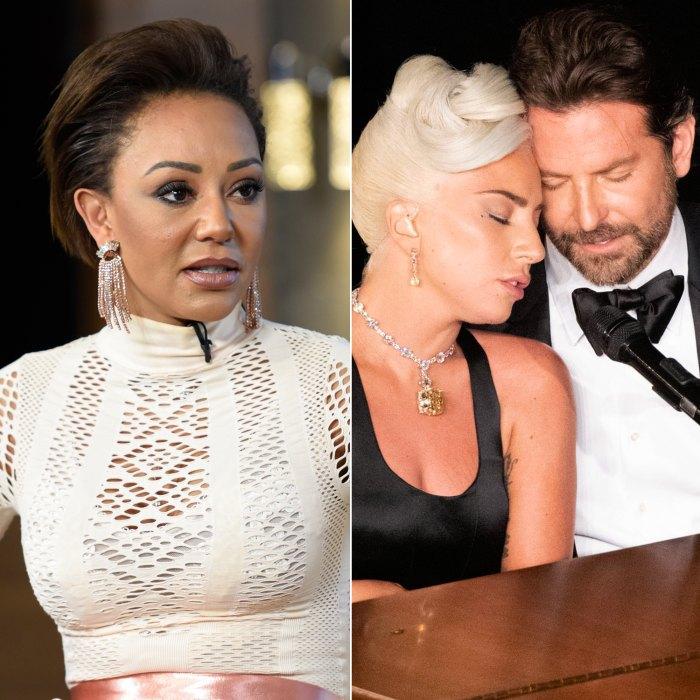 Mel B: 'I Felt So Uncomfortable' for Irina During Bradley and Gaga's Performance Oscars 2019