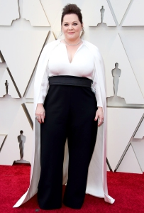 Genius! Melissa McCarthy Used CBD Oil at the Oscars 2019 Red Carpet to Prevent High-Heel Foot Pain