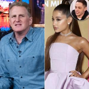 Michael Rapaport Blames Ariana Grande for Pete Davidson's Alarming Social Media Post