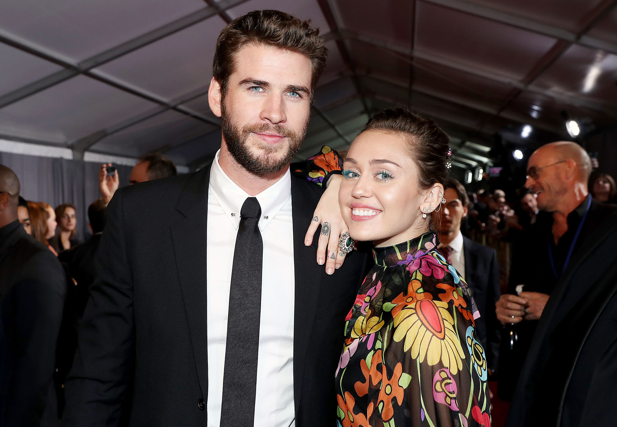 Miley Cyrus Shares NSFW Valentine's Day Tweet for Liam Hemsworth