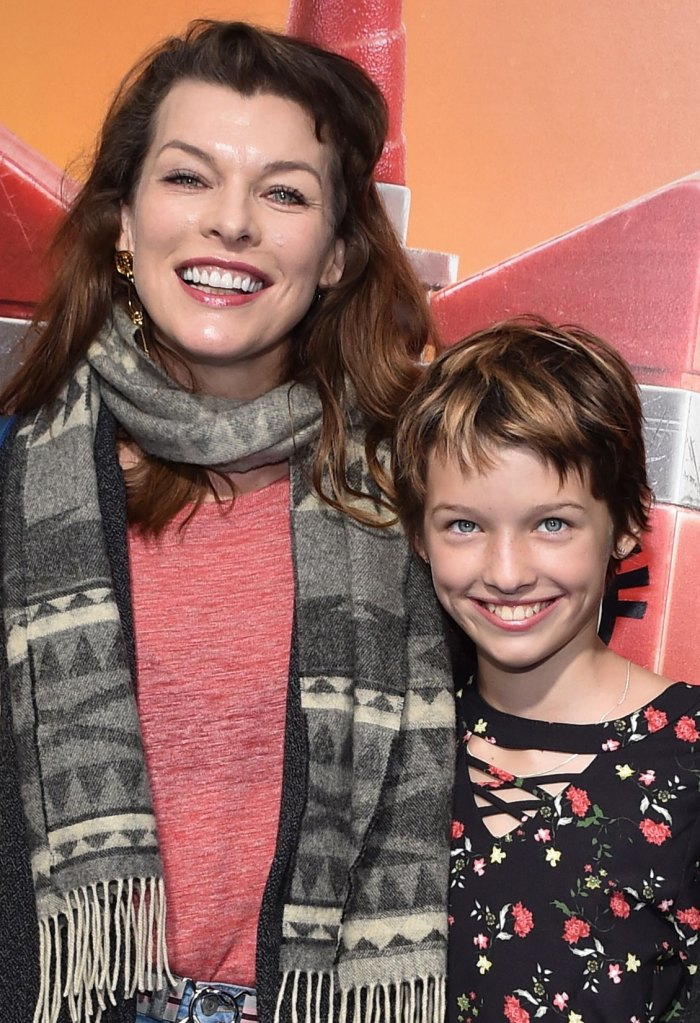 Milla Jovovich Reveals How She Keeps Her Preteen Daughter From Feeling 'Entitled' to Their 'Privileged Life'