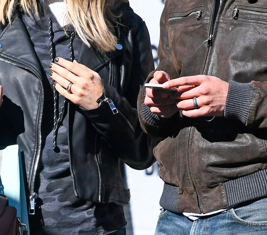 Miranda Lambert and Husband Brendan Mcloughlin Show Off Wedding Rings After Announcing They Secrelty Wed