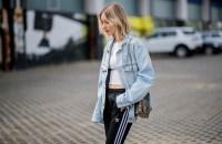 Model Adidas Pants