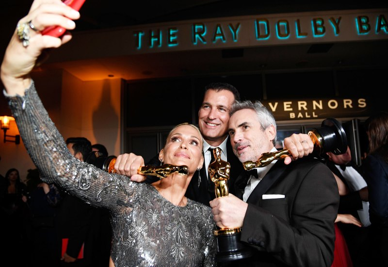 Oscars 2019: Photos Inside the Afterparties
