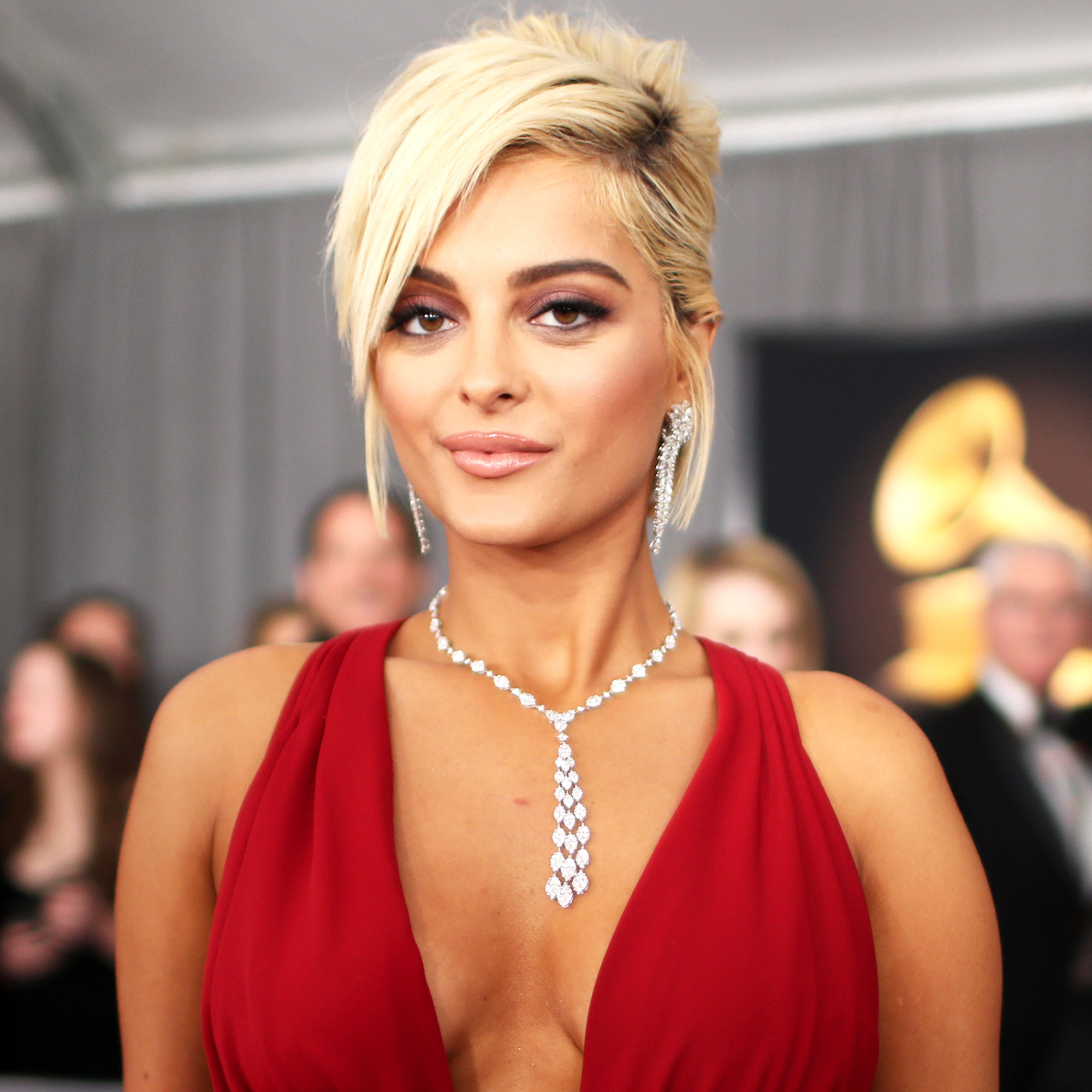 Bebe Rexha grammys 2019 - Bebe Rexha attends the 61st Annual GRAMMY Awards at Staples Center on February 10, 2019 in Los Angeles, California.