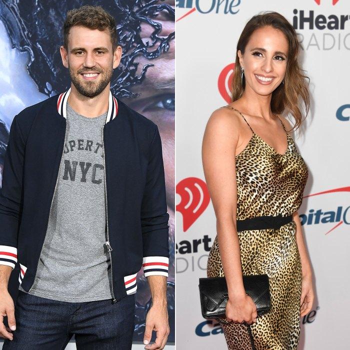 Nick Viall Reacts to Ex-Fiancee Vanessa Grimaldi's New Relationship: 'I'm Glad She Found Someone'