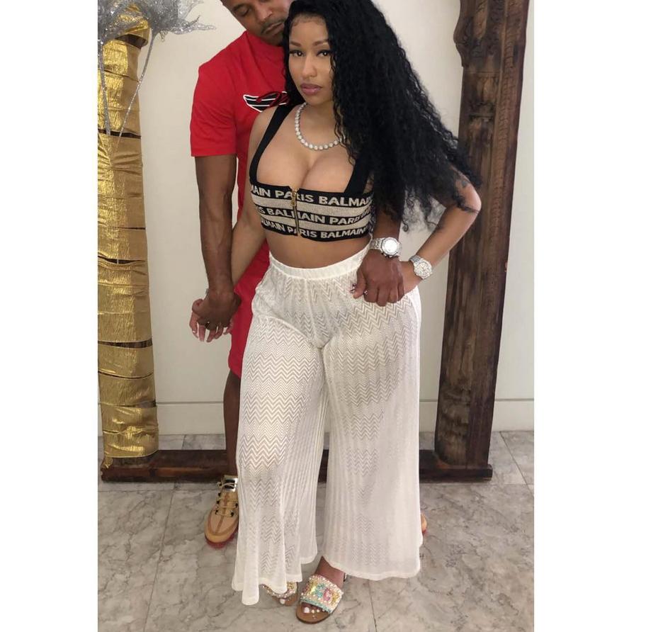c7ba5a2955457 Nicki Minaj and Kenneth 'Zoo' Petty: Relationship Timeline