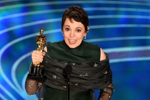 6 of the Best Lines From Olivia Colman's Best Actress Acceptance Speech at the Oscars