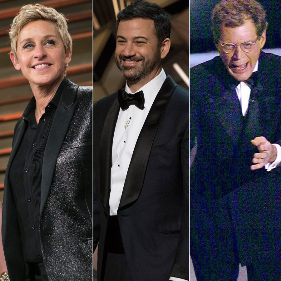 Oscar Hosts' Best and Worst Moments Ever