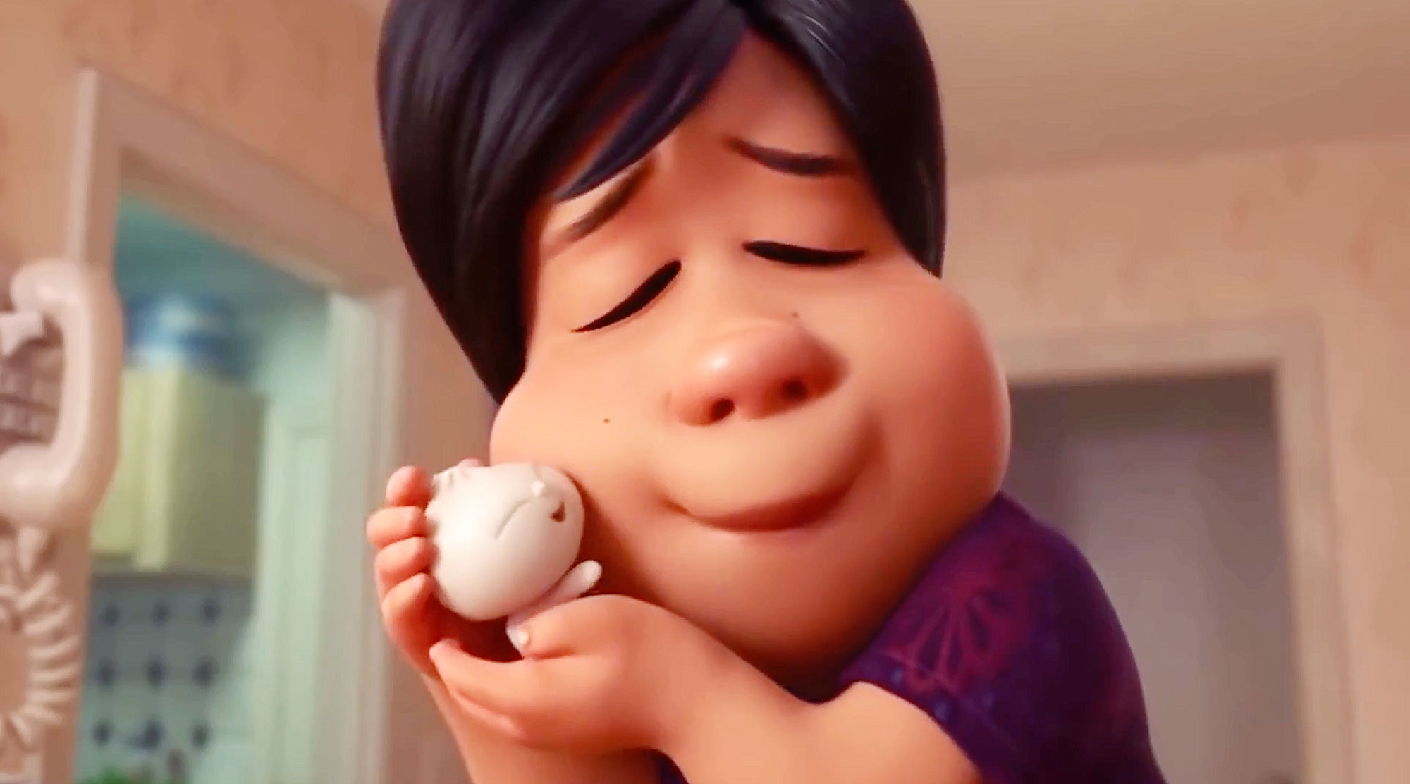 "Oscars 2019 Bao Animated Short - ""Animal Behaviour,"" Alison Snowden, David Fine ""Bao,"" Domee Shi ""Late Afternoon,"" Louise Bagnall ""One Small Step,"" Andrew Chesworth, Bobby Pontillas ""Weekends,"" Trevor Jimenez"