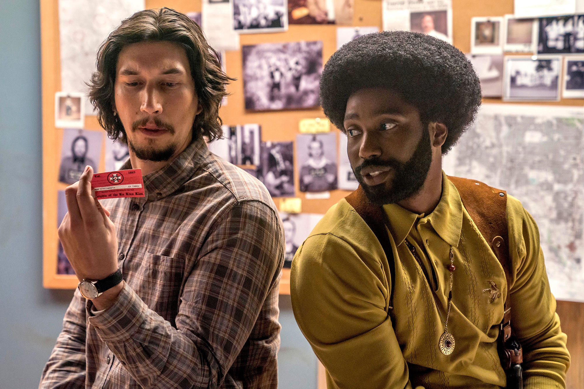 """Oscars 2019 BlacKkKlansman Best Adapted Screenplay - """"The Ballad of Buster Scruggs,"""" Joel Coen , Ethan Coen """"BlacKkKlansman,"""" Charlie Wachtel, David Rabinowitz, Kevin Willmott, Spike Lee """"Can You Ever Forgive Me?,"""" Nicole Holofcener and Jeff Whitty """"If Beale Street Could Talk,"""" Barry Jenkins """"A Star Is Born,"""" Eric Roth, Bradley Cooper, Will Fetters"""