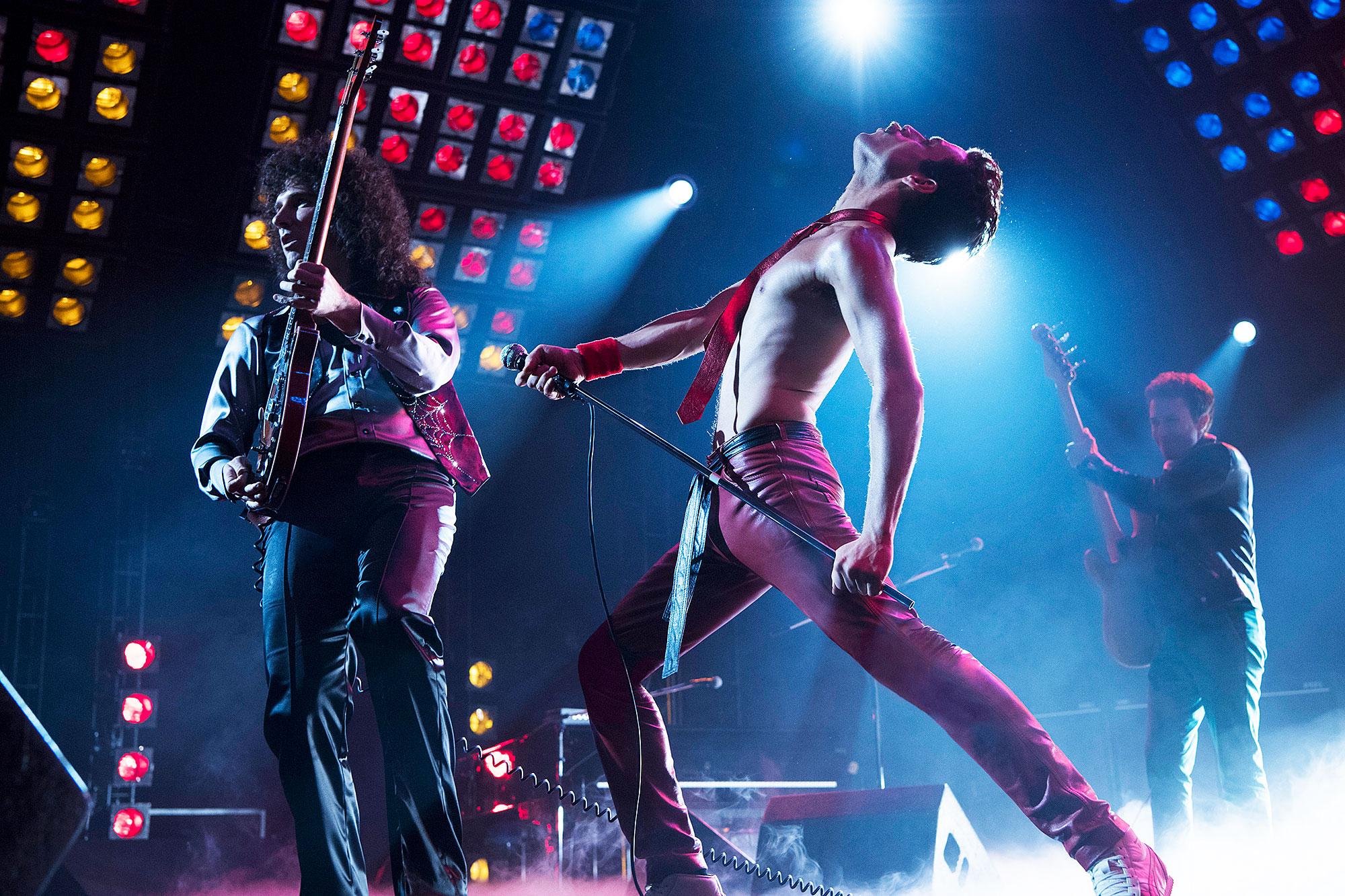 "Oscars 2019 Bohemian Rhapsody Film Editing - ""BlacKkKlansman,"" Barry Alexander Brown ""Bohemian Rhapsody,"" John Ottman ""Green Book,"" Patrick J. Don Vito ""The Favourite,"" Yorgos Mavropsaridis ""Vice,"" Hank Corwin"