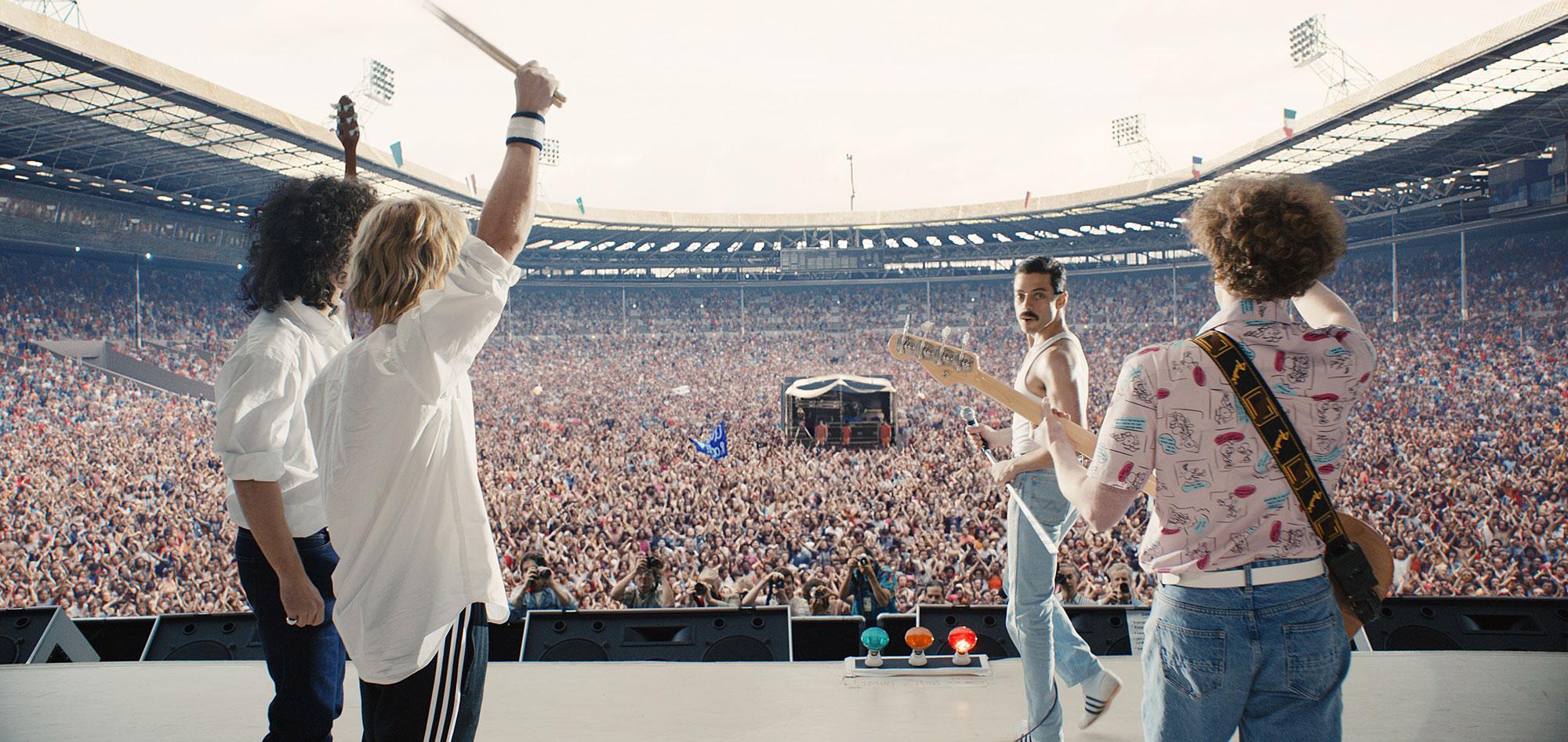 "Oscars 2019 Bohemian Rhapsody Sound Editing - ""Black Panther,"" Benjamin A. Burtt, Steve Boeddeker ""Bohemian Rhapsody,"" John Warhurst ""First Man,"" Ai-Ling Lee, Mildred Iatrou Morgan ""A Quiet Place,"" Ethan Van der Ryn, Erik Aadahl ""Roma,"" Sergio Diaz, Skip Lievsay"