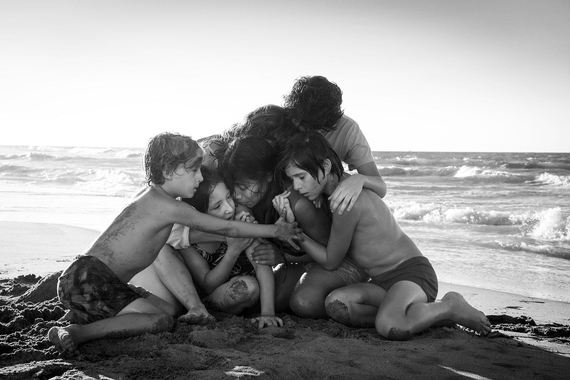 "Oscars 2019 Roma Best Foreign Language Film - ""Capernaum"""