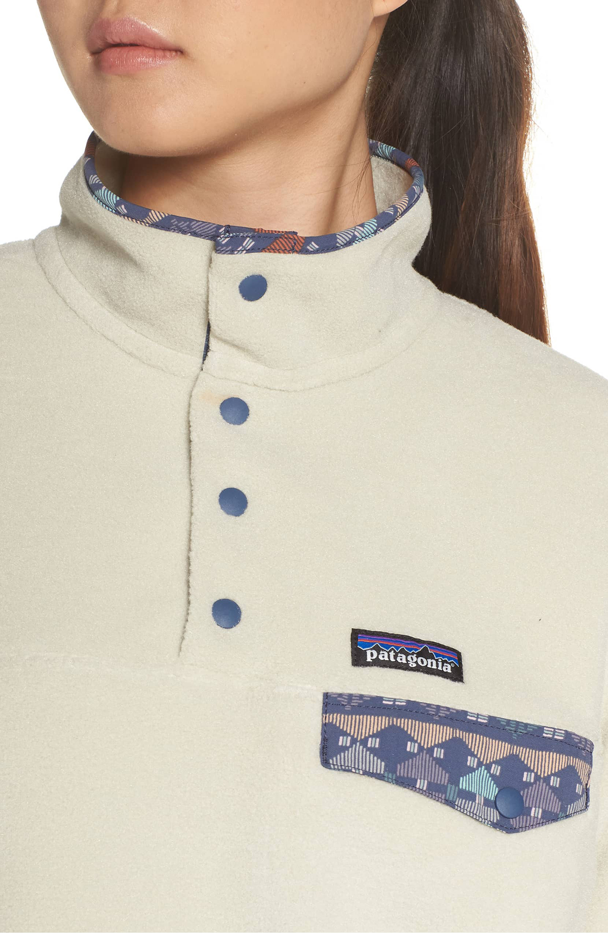 Patagonia Fleece Cream