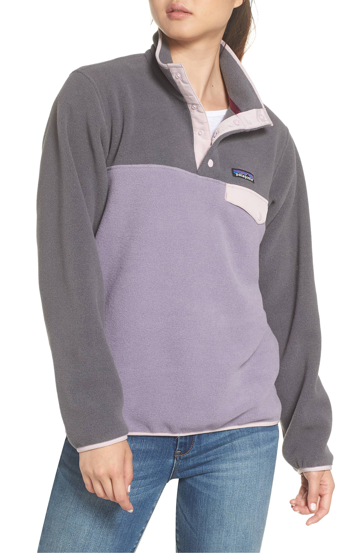 Patagonia Fleece Purple