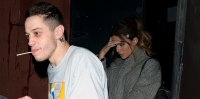 Pete Davidson and Kate Beckinsale Hold Hands After Flirting at Golden Globes