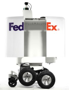 The Future Here! Pizza Hut, FedEx Team Up to Launch Delivery Robot