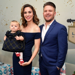 Pregnant Christy Carlson Romano Is 'Fully Prepared' For Sibling Rivalry Between Daughters, Thanks to 'Even Stevens'