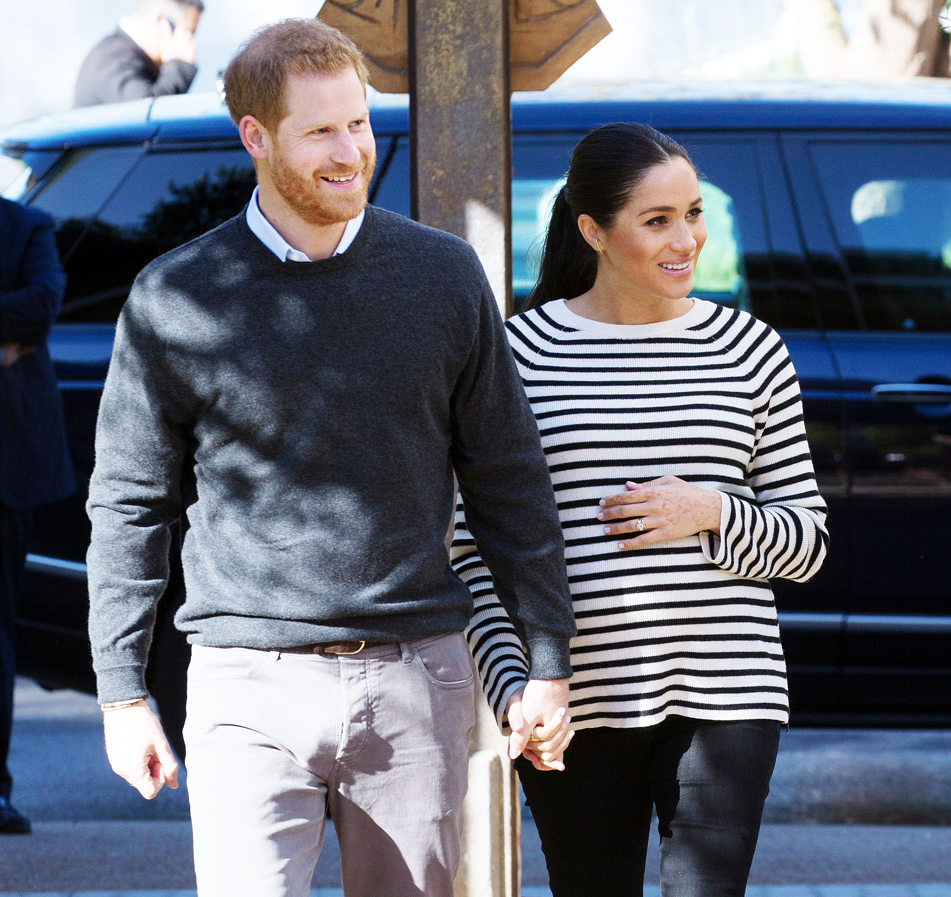 Meghan Markle, Prince Harry Know The Gender Of Their Baby