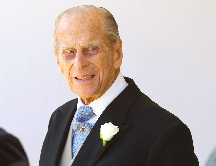 Prince Philip Surrenders His Driver's License After Car Accident