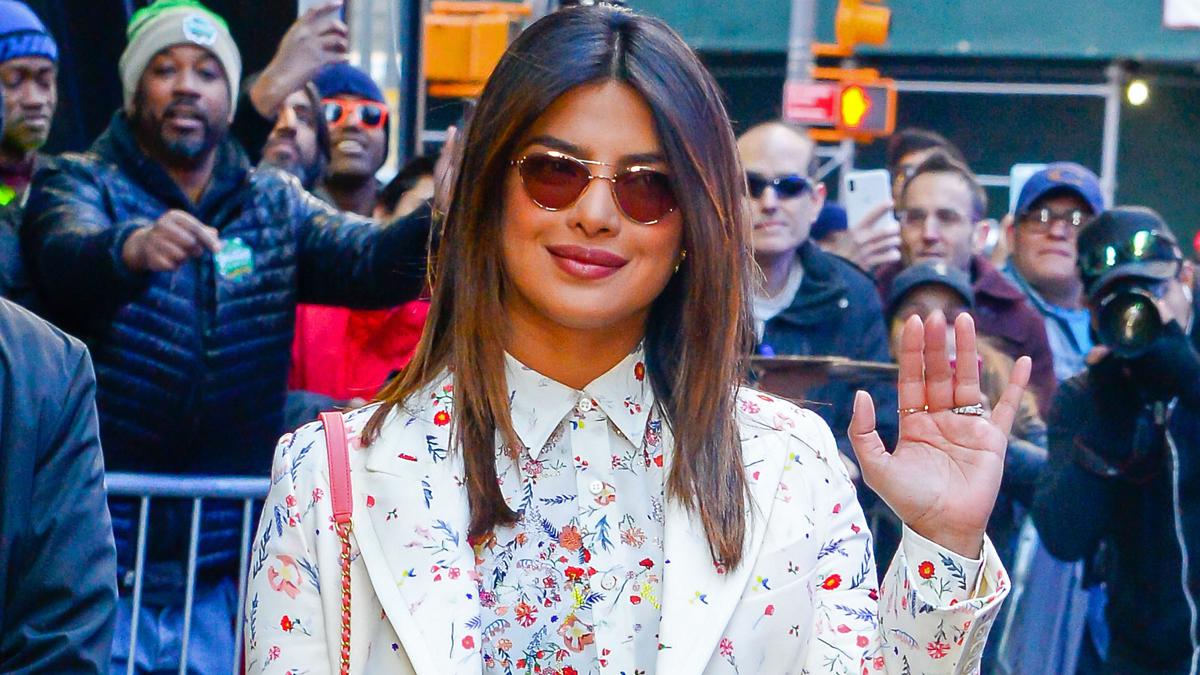Priyanka Chopra Jonas' Style Game Is On-Point