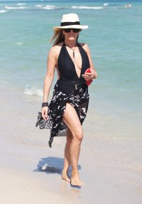 Ramona Singer and More Stars Are Making Us Yearn for Summer in Chic Swimsuits