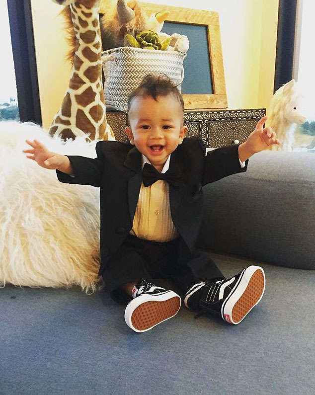 """Relive Every Hilarious Time Chrissy Teigen Has Trolled Husband John Legend - The Cravings author joked that she had been unfaithful to the 10-time Grammy winner with a man that looked just like him after he boasted about how much their son Miles looked like him on Instagram on February 15, 2019. """"@johnlegend it's important to cheat with people who look like your husband,"""" she teased."""
