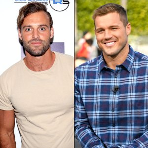 Robby Hayes Says Colton Underwood Isn't a Virgin