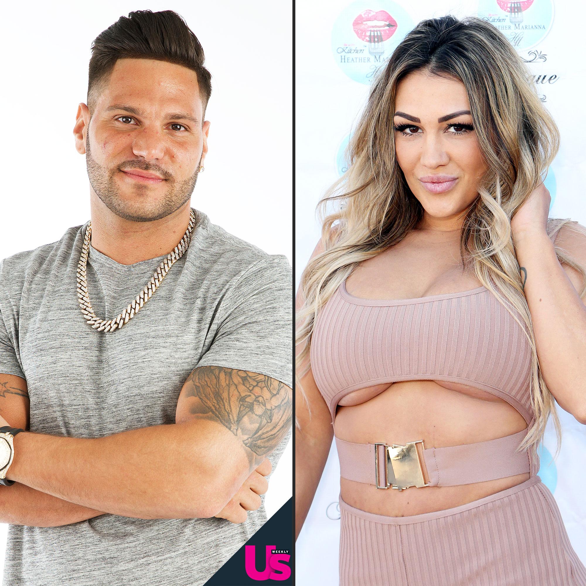 Ronnie Ortiz-Magro Leaving Las Vegas Jen Harley Update