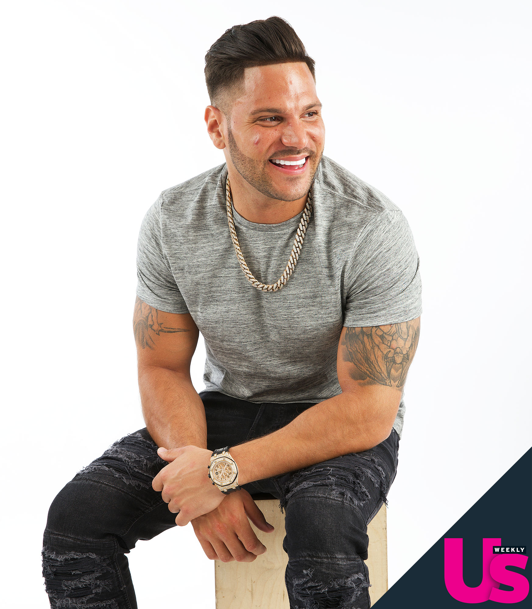 Ronnie Ortiz Magro Not Filming Dating Show