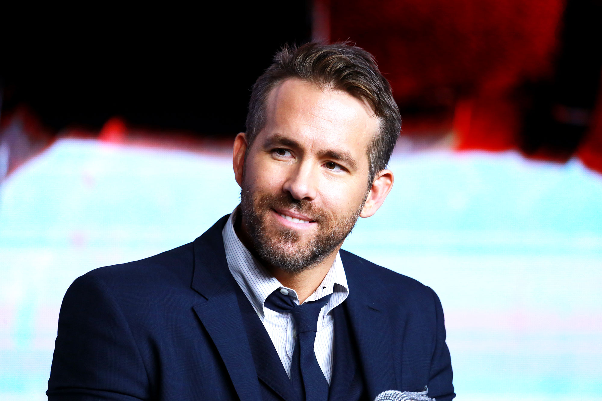 Ryan Reynolds - Canadian-American actor Ryan Reynolds attends the premiere of 'Deadpool 2' on January 20, 2019 in Beijing, China.