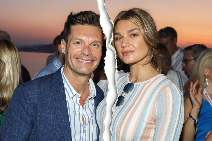 Ryan Seacrest and Shayna Taylor Split After Nearly 3 Years Together